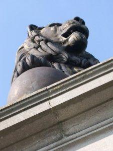 La collina del Leone di Waterloo